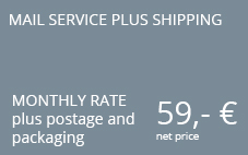 mail service plus shipping