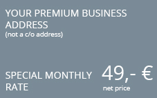 premium business address